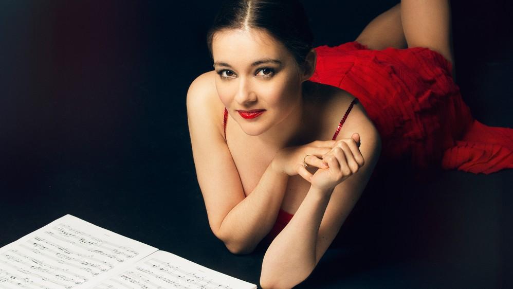 The Pianist: Lidia Książkiewicz
